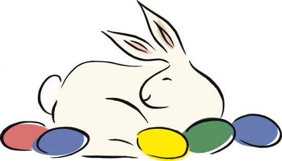 550x315 Easter Bunny Clipart Black And White Free Easter Clip Art 2018