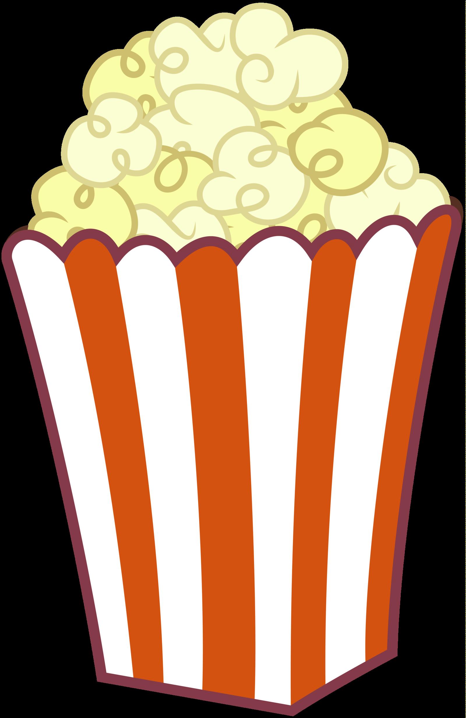 1600x2463 Popcorn Black And White Carnival Popcorn Clip Art Clipart 2