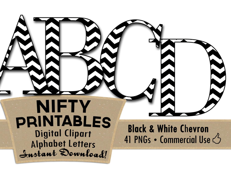 1500x1150 Alphabet Letter Clipart Black And White