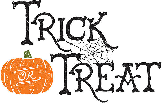 612x390 Trick Or Treat Clipart