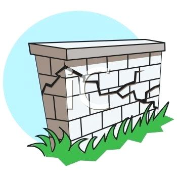 350x350 Wall Clip Art Stone Wall Clipart Free