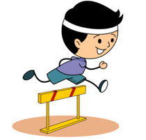 210x201 Track And Field Images Clip Art