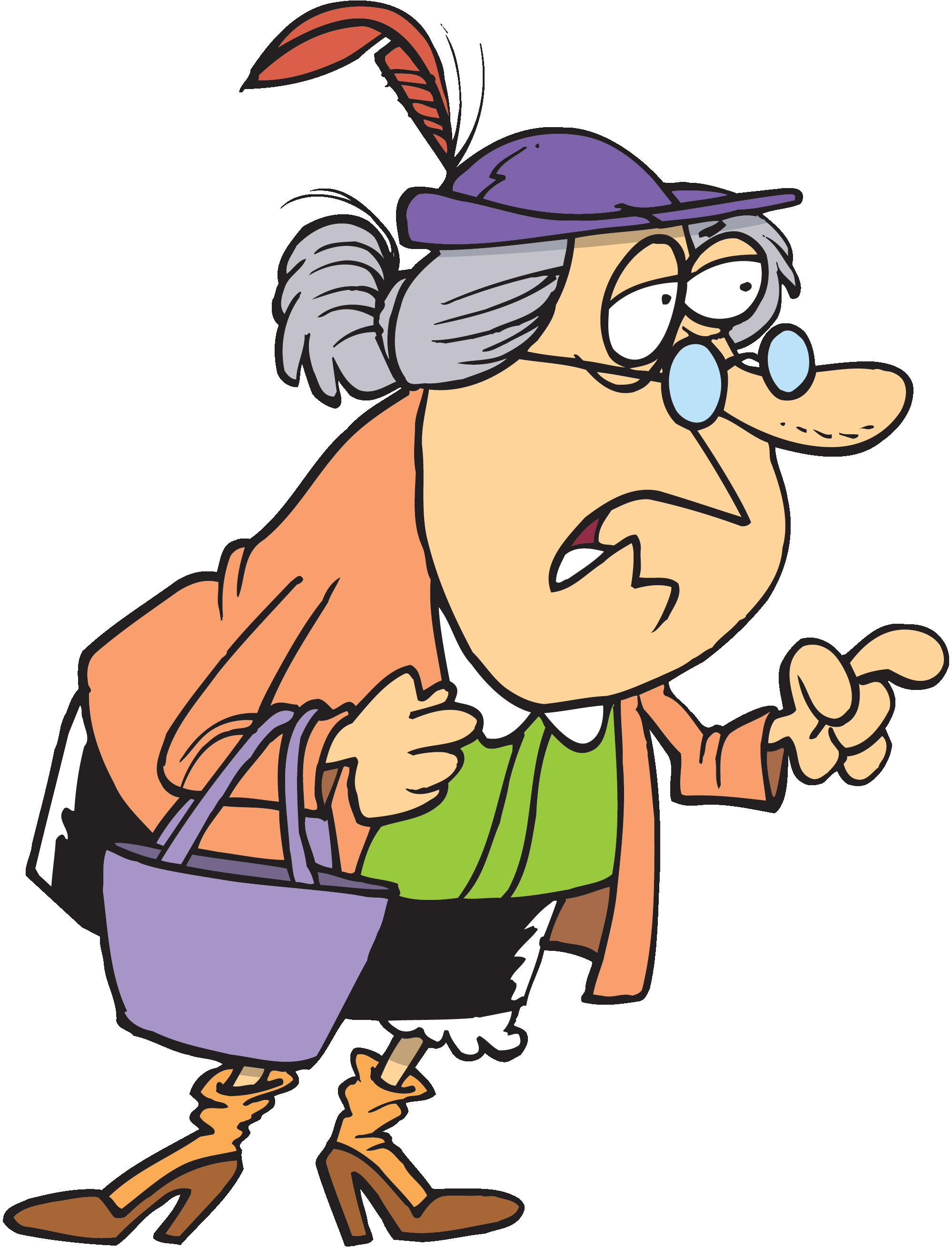 2000x2621 Old Woman Cartoon Clipart Lady Pictures Free Download Clip Art