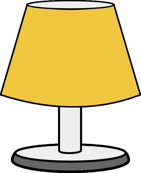 486x594 Lamp Clip Art