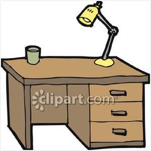 300x300 White Desk Lamp Awesome Desk Clip Art Clipart Panda Free Clipart