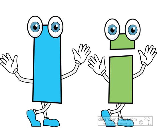 550x455 Capital Letters Alphabet Cartoon Illustration Eps Clipart