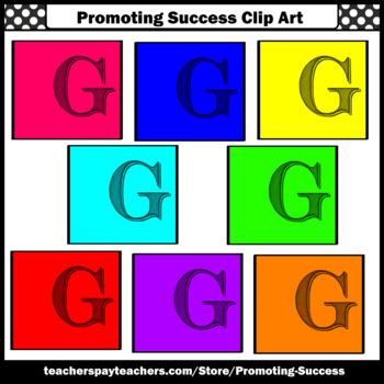 350x350 Letter G Clipart, Alphabet Clip Art, Letter Sounds Sps By