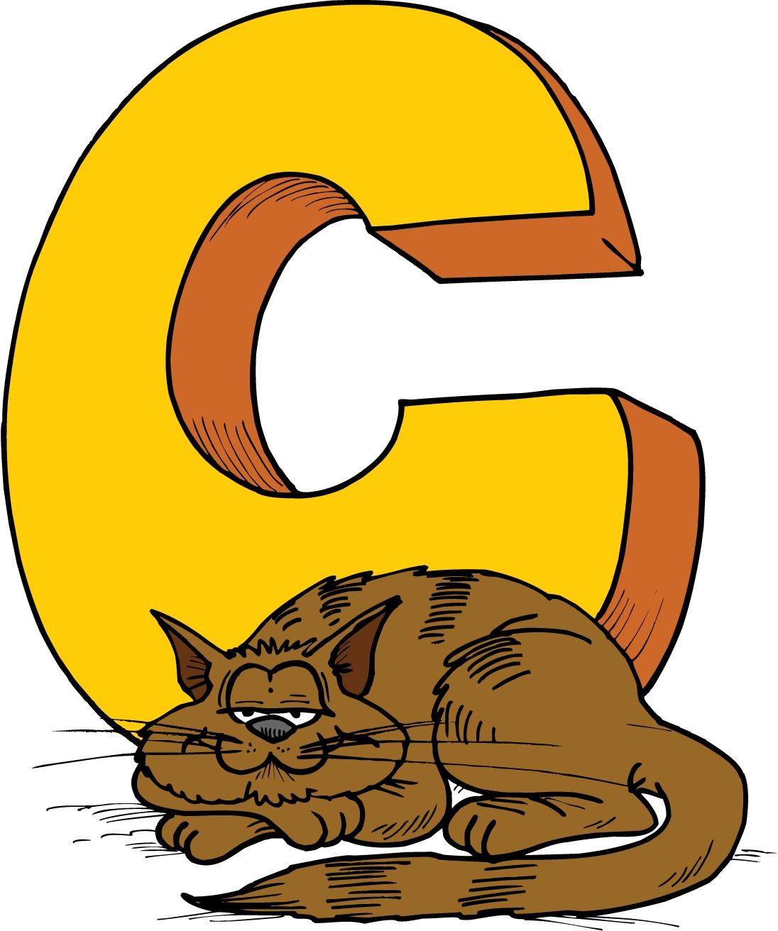 1096x1312 Animal Alphabet Letters Clip Art