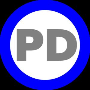 300x300 Pd Logo Clip Art