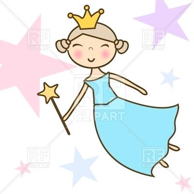 400x400 Fairy Images Clip Art Beautiful Fairy With Magic Wand Flying