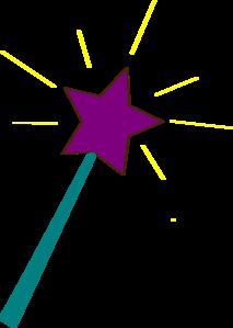 213x299 Fantastical Magic Wand Clipart Star Clip Art At Clker Com Vector