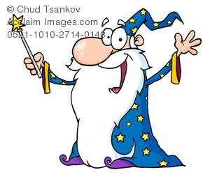 Clipart Magician