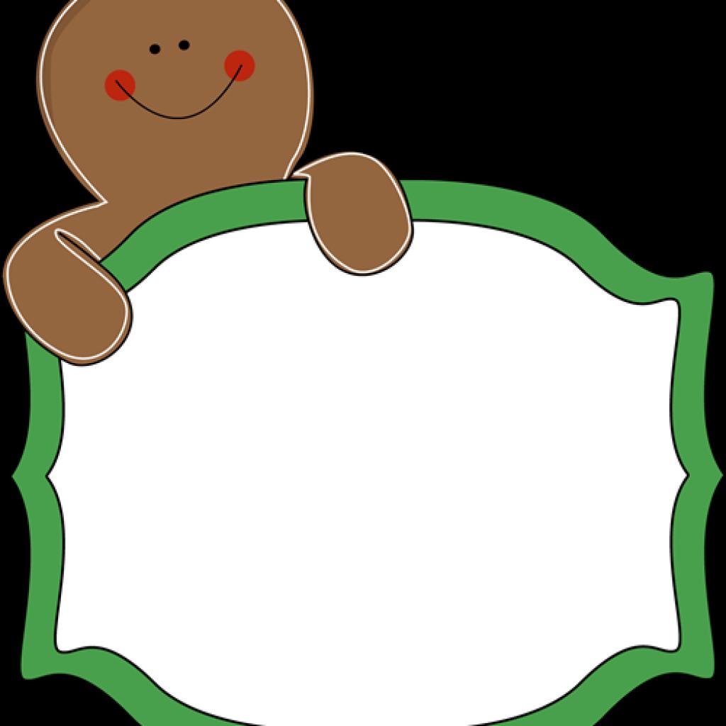 1024x1024 Gingerbread Man Clip Art Turtle Clipart