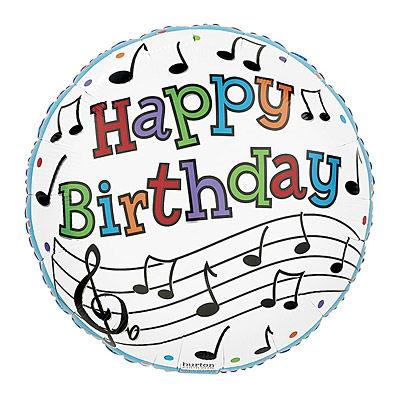 400x400 Happy Birthday Music Notes Clip Art 35
