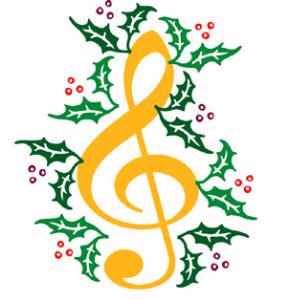 288x300 Musical Note Clip Art For Christmas Fun For Christmas