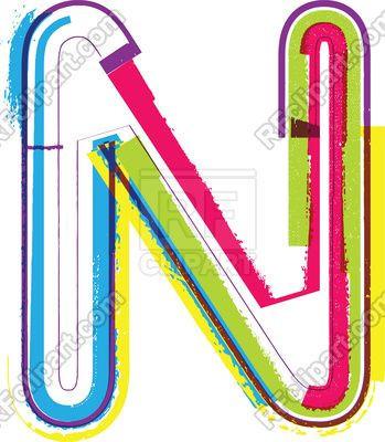 349x400 Unique Letter H Clipart Letter N Clip Art Fancy Letter R Clipart