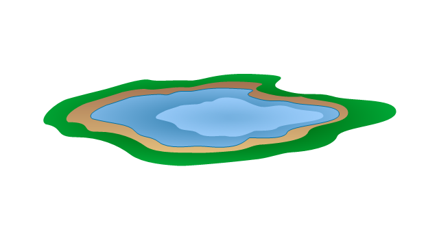 640x348 Nature Clipart Lake