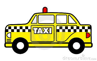 400x255 New York Taxi Cab Clip Art Clipart