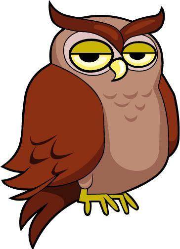 364x504 Night Clipart Night Owl