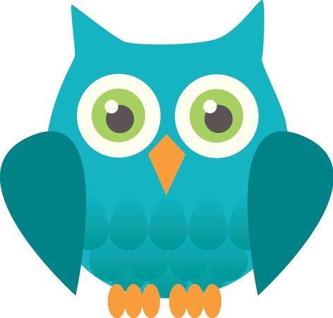 472x450 Night Owl Clip Art Night Owl Frozen Yogurt