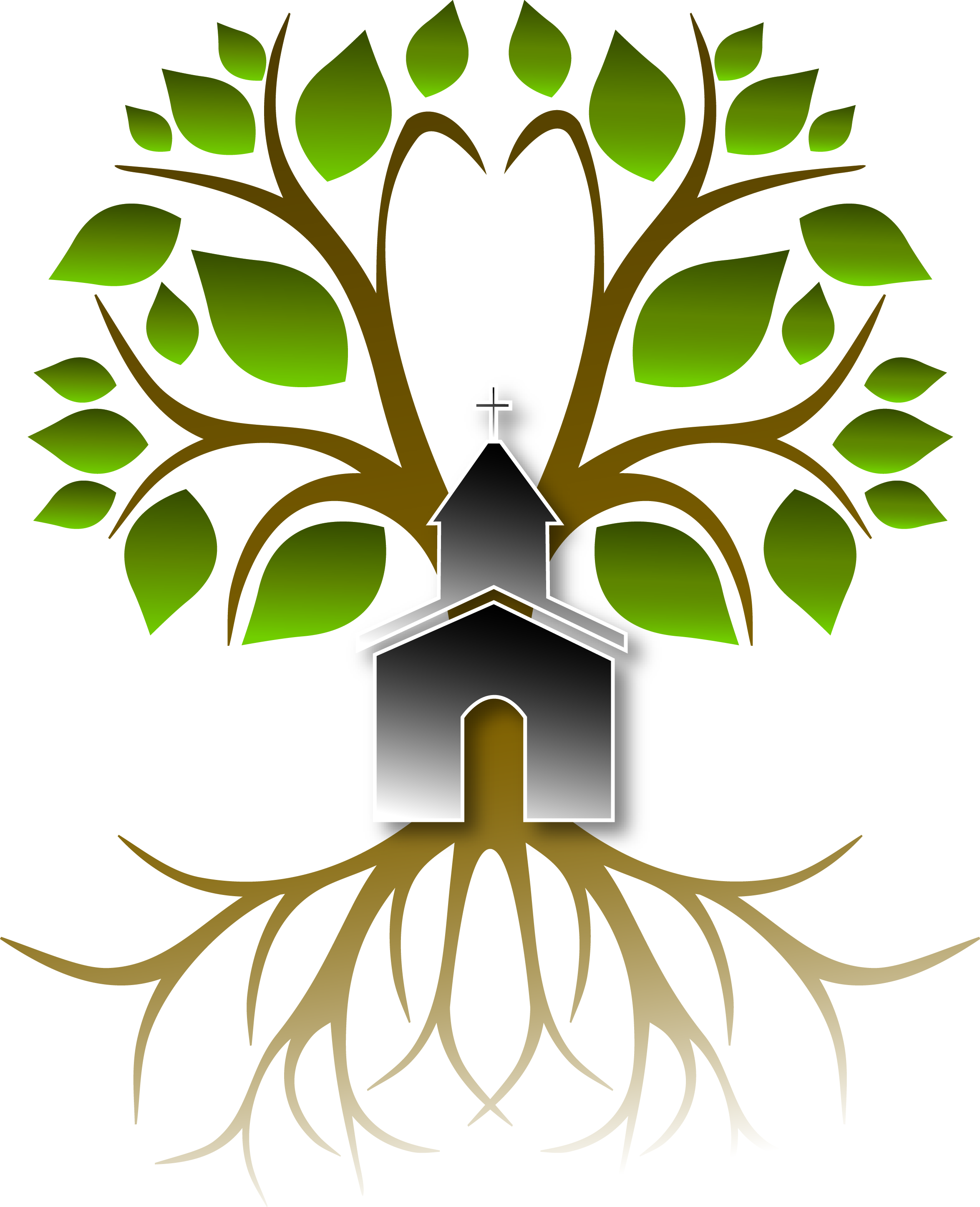 2349x2893 Clipart Tree With Roots Free Clipart Oak Tree With Roots 4