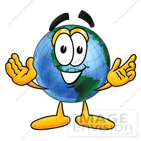 450x450 World Globe Clip Art Clip Art Graphic Of A World Globe Cartoon