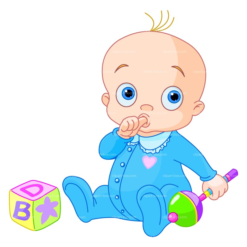 800x800 Group of Clip Art Baby