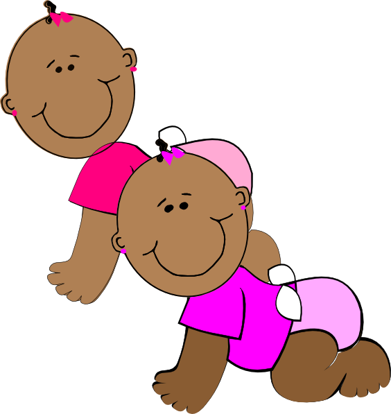 564x597 Twin Baby Girl Png Free Transparent Twin Baby Girl.png Images