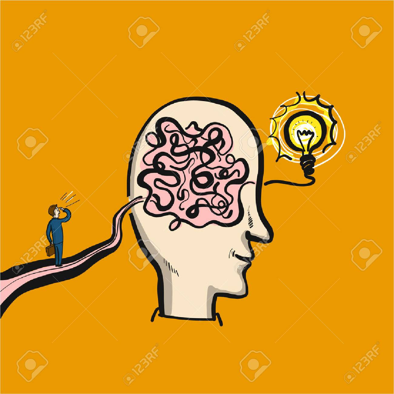 1300x1300 Maze Clipart Brain 3701019