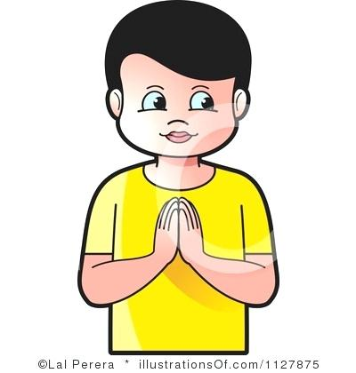 400x420 Clipart Of Child Praying