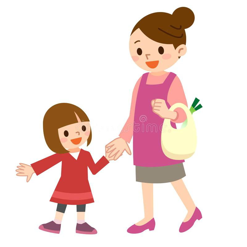 800x800 Parent And Child Clip Art Spring Parent Child Clip Art