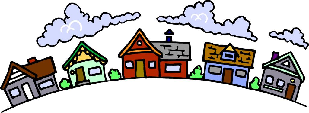 1024x376 Clip Art City Community Clipart