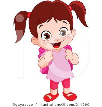 400x420 Little Girl Clip Art Annie's Sociology Blog Cartoons Amp Murals