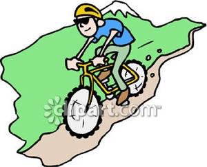 300x243 Mountain Bike Images Clip Art Mountain Bike