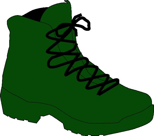 600x530 Shoe Clipart Soldier