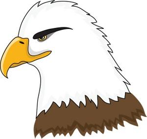 300x284 Clip Art Bald Eagle Clipart Panda