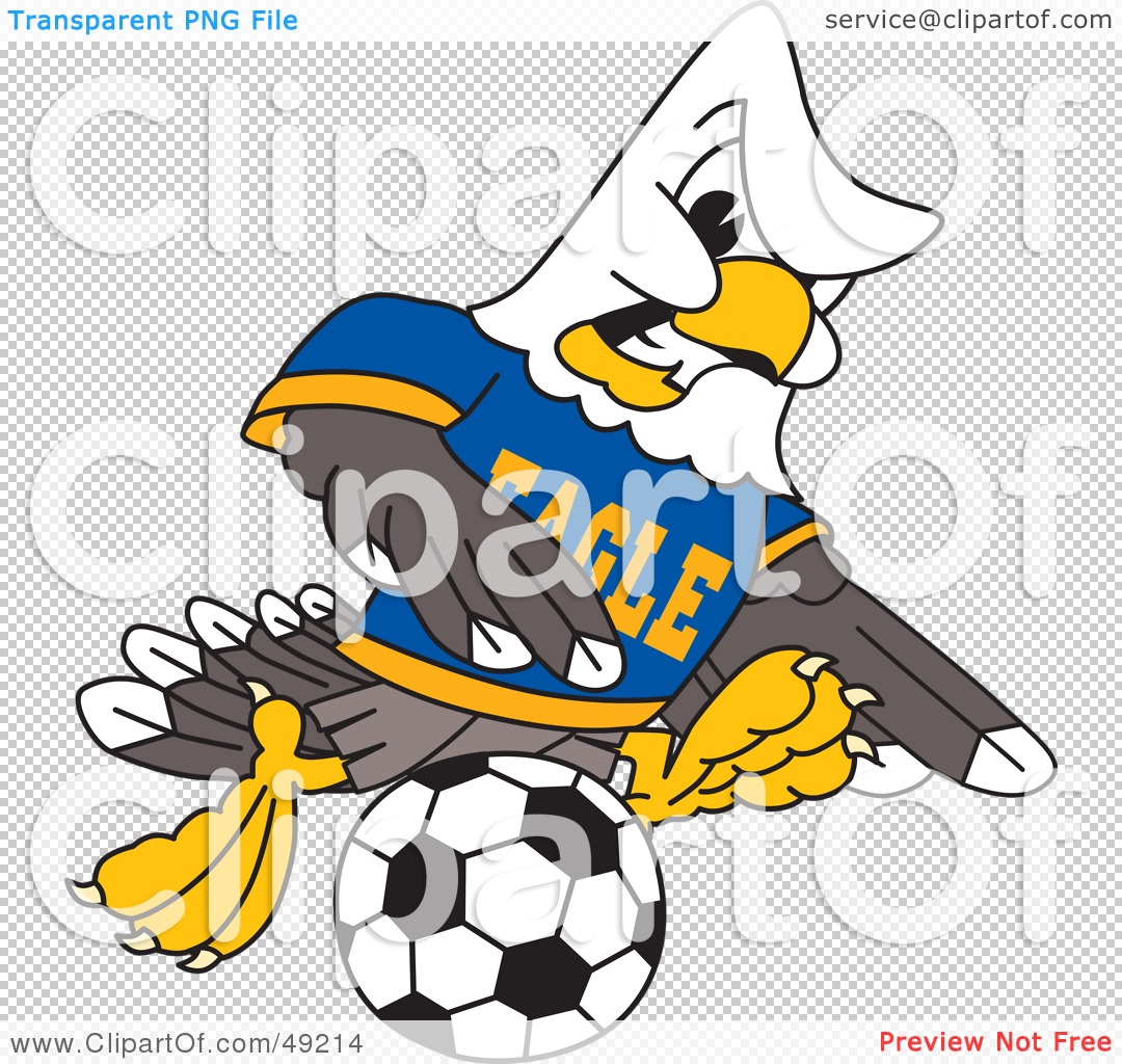 1080x1024 Royalty Free (Rf) Clipart Illustration Of A Bald Eagle Character