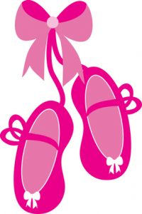 200x300 Ballerina Shoes Clip Art Balletstudio 1 Minus Clipartsvg