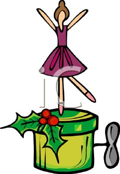 241x350 Christmas Clipart Ballerina 3159612