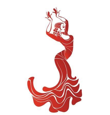 428x450 Fresh Ballerina Silhouette Clip Art 1 139 Spanish Dancer Cliparts