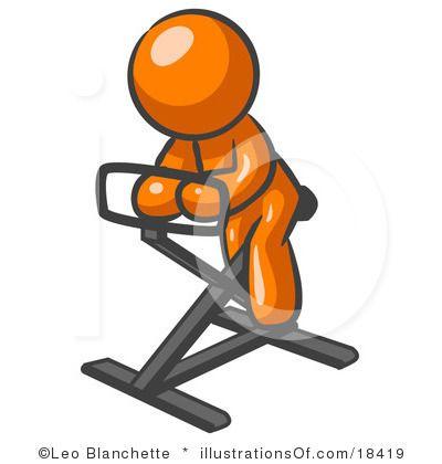 400x420 Fancy Fitness Clipart Fitness