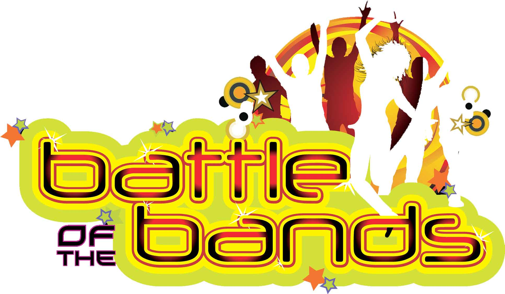1933x1126 Battle Of The Bands Clipart