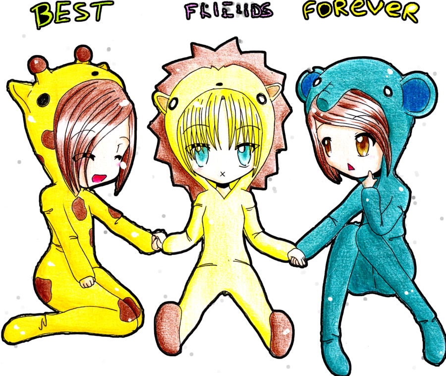 900x758 Best Friends Forever Drawing Friendship Clip Art