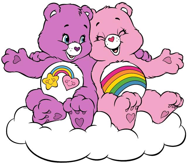 642x558 Care Bears And Cousins Clip Art Cartoon Clip Art