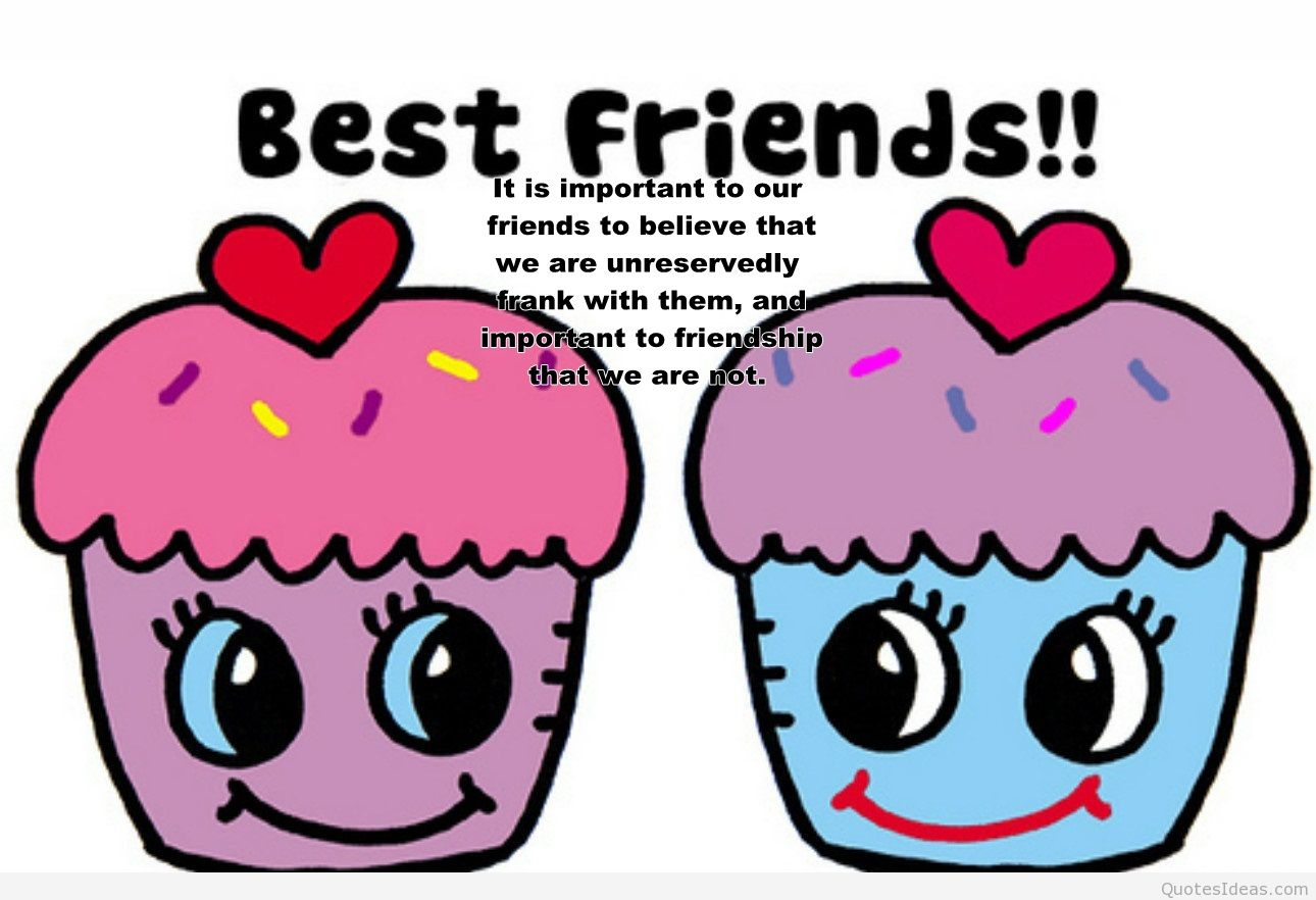 1290x882 Cartoon Friend Pictures Collection