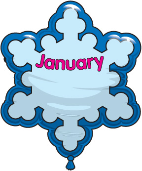 288x346 Free January Clip Art Pictures
