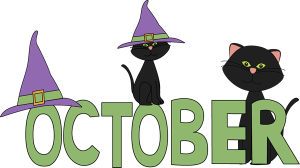 600x336 Collection Of Month Of October Clipart High Quality, Free
