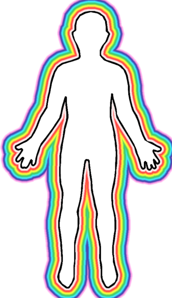 550x950 Png Human Body Outline Transparent Human Body Outline.png Images
