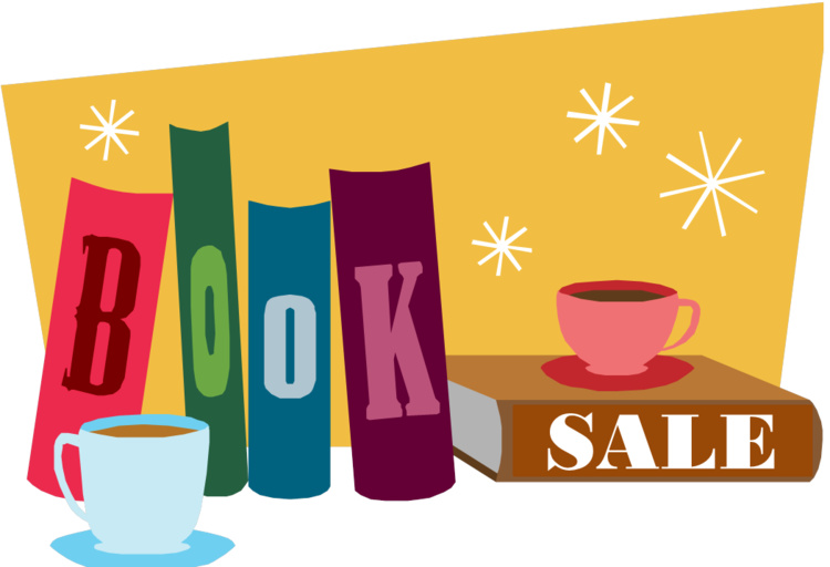 750x512 Clip Art For Book Sale Friends Of The King Library 11 19 2017