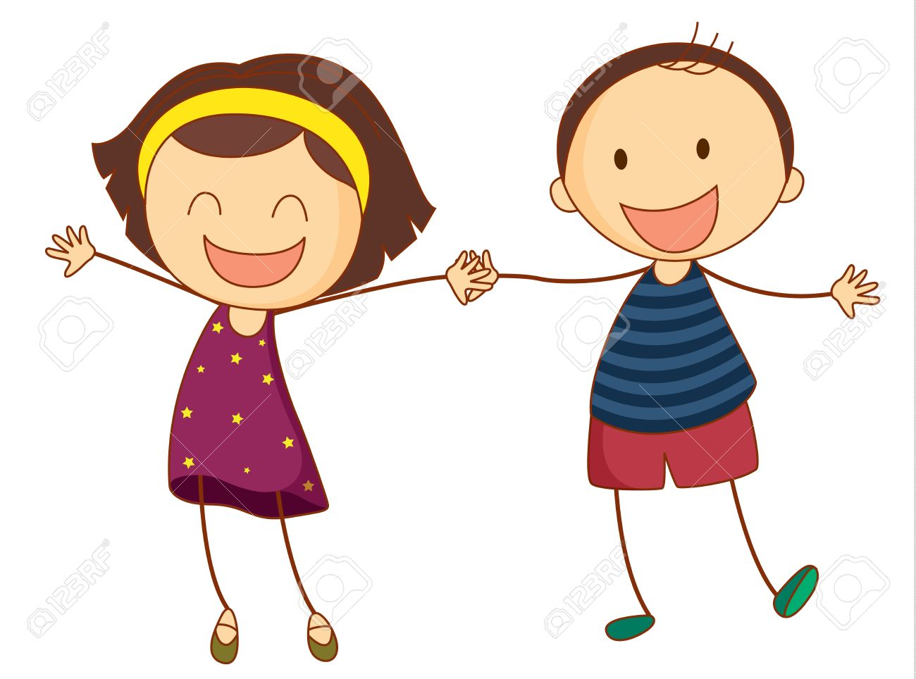 clipart of boy and girl at getdrawings com free for personal use rh getdrawings com